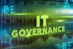 IT Governance concept Stock Photography