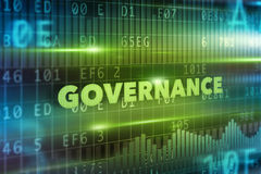 Governance concept Stock Photo