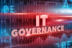 IT Governance concept Stock Photos