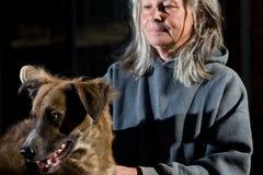 Governare del cane immagini stock libere da diritti