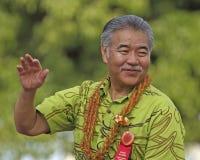 Governatore di Hawai'i Immagini Stock