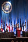 Governatore Mitt Romney Fotografia Stock Libera da Diritti