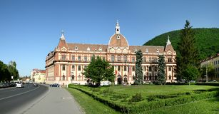 Government of Brasov, Romania Stock Photography