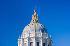 Government building. In San Francisco city center, California, USA stock images