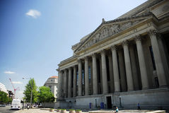 Government building. In washington dc Royalty Free Stock Photography