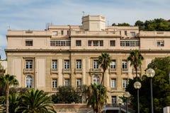 Government Building in Cartegena Stock Photo