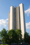 Government building in Yekaterinburg, Russia Royalty Free Stock Photography