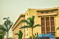 Government Buildings in New delhi