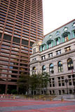 Government Center, Boston Stock Photos