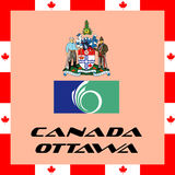 Government elements of Canada - Ottawa Stock Photography