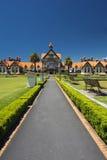 Government Gardens and Museum, Rotorua, New Zealand Stock Photos