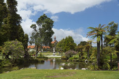 Government Gardens. Rotorua, New Zealand Stock Photo