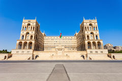 Government House of Baku royalty free stock photos
