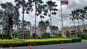 Government House Bangkok Thailand August 2015 Stock Images