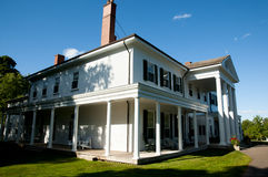 Government House - Charlottetown - Canada. Government House in Charlottetown - Canada Stock Photography