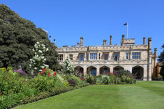 Government House garden in Sydney Stock Photo