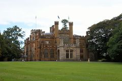 Government House Sydney. Stock Images