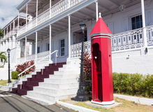 Government House US Virgin Islands Royalty Free Stock Images