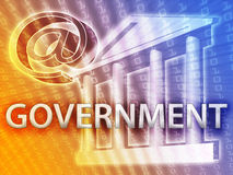 Government Illustration Royalty Free Stock Photos