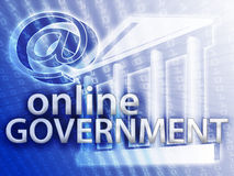 Government Illustration Stock Photo