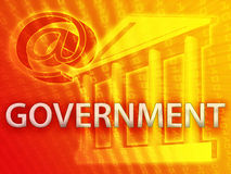 Government Illustration Royalty Free Stock Photography
