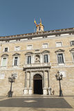 Government office address of Catalonia Royalty Free Stock Photo