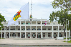 Government palace in Chetumal Stock Photos