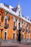 Government Palace III, Tlaxcala Royalty Free Stock Image