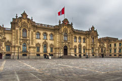 Government Palace Stock Photography
