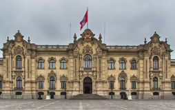 Government Palace Stock Images