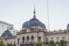 Government Palace in Tucuman, Argentina. Royalty Free Stock Photo