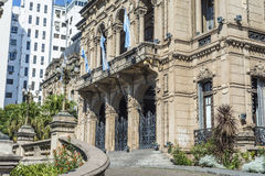 Government Palace in Tucuman, Argentina. Stock Image
