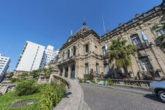 Government Palace in Tucuman, Argentina. Royalty Free Stock Images