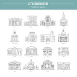 Governmental Buildungs Stock Images