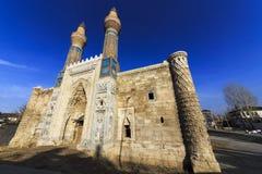 Governo do Quénia Madrasa ou céu Madrasa em Sivas imagem de stock royalty free