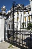Governor's Palace in Rijeka,Croatia. Maritime and History Museum of the Croatian Littoral Rijeka royalty free stock photography