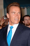 Governor Arnold Schwarzenegger Stock Images