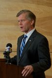 Governor Bob McDonnell VA Royalty Free Stock Photography