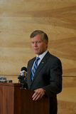 Governor Bob McDonnell VA Stock Images