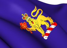 Governor-General of Canada Flag Stock Photos
