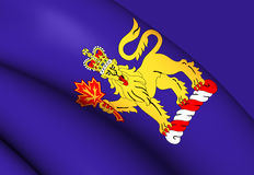 Governor-General of Canada Flag Royalty Free Stock Images
