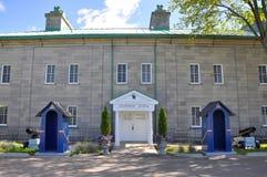 La Citadelle of Quebec, Quebec City Stock Photo