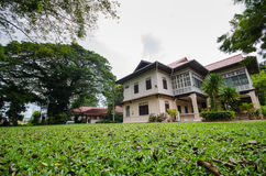Governor house. Of trang province Royalty Free Stock Images