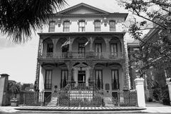 Governor John Rutledge House, Broad St. Charleston, SC. Royalty Free Stock Photography