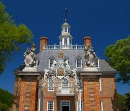 The Governor Mansion Royalty Free Stock Photo