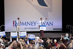 Governor Mitt Romney, Royalty Free Stock Photography
