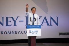 Governor Mitt Romney, Stock Image