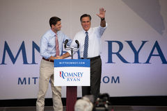 Governor Mitt Romney, Royalty Free Stock Image