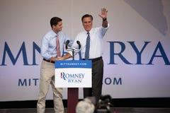 Governor Mitt Romney, Royalty Free Stock Image