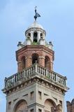 Governor palace. Cento. Emilia-Romagna. Italy. Stock Photos